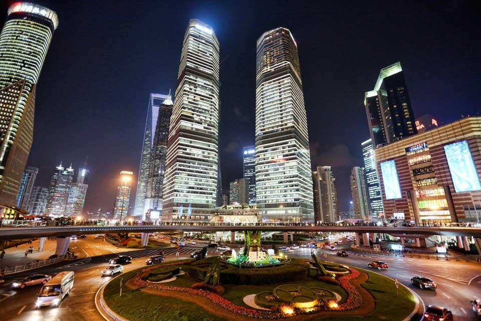 Shanghai – cina