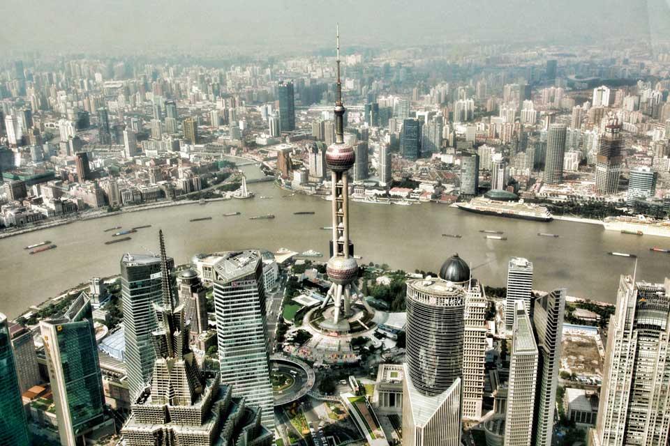 Shanghai – china